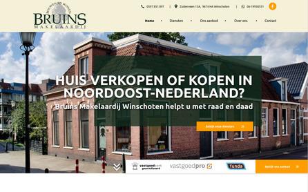 Ronde Tafel Winschoten.Webdesign Groningen Nc Websites Winschoten
